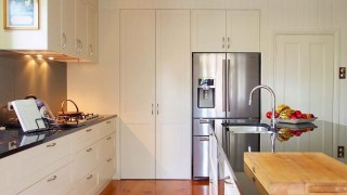 Brisbane DIY flat pack kitchen